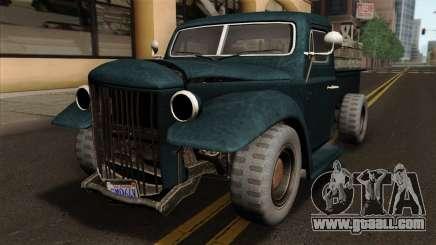 GTA 5 Bravado Rat-Loader for GTA San Andreas