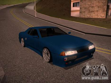 Elegy GunkinModding for GTA San Andreas