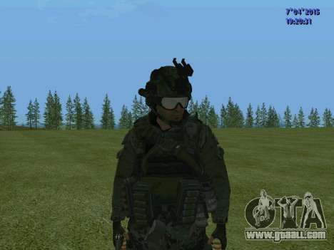 SWAT for GTA San Andreas tenth screenshot