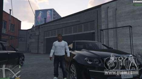 GTA 5 GTA V Trainer second screenshot