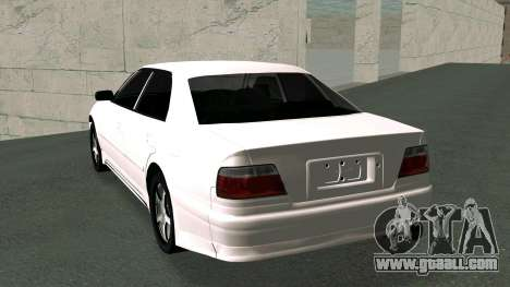 Toyota Chaser for GTA San Andreas right view