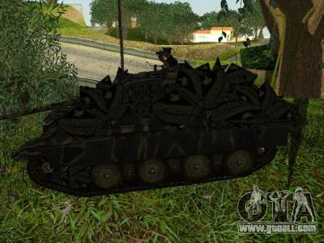 Panther for GTA San Andreas engine