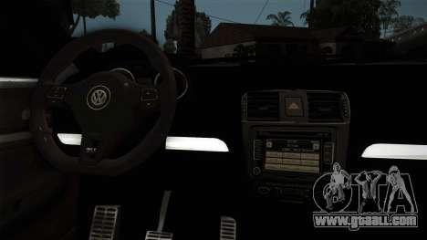 Volkswagen Jetta GLI Edition 30 2014 for GTA San Andreas right view