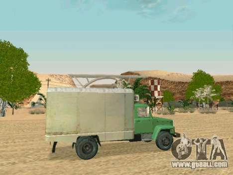 GAZ 3309 for GTA San Andreas right view
