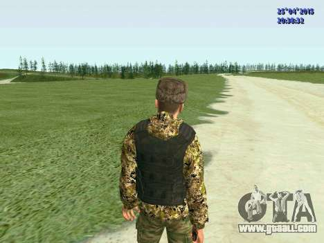 Fighter RPA for GTA San Andreas forth screenshot