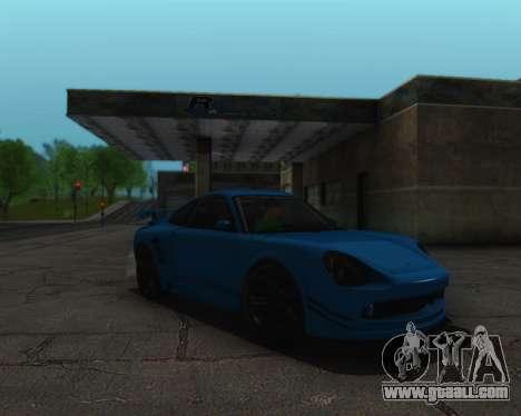 ENBSeries by IE585 V2.1 for GTA San Andreas sixth screenshot