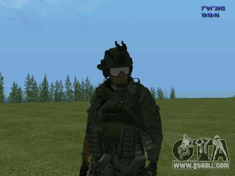 SWAT for GTA San Andreas eighth screenshot
