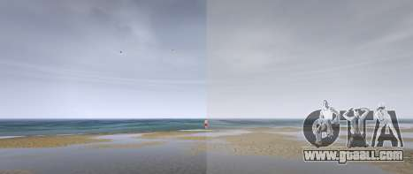 Sharp Vibrant Realism for GTA 5