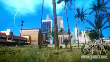 SPES ENB for GTA San Andreas forth screenshot