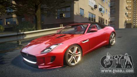 Jaguar F-Type v1.6 Release [EPM] for GTA 4