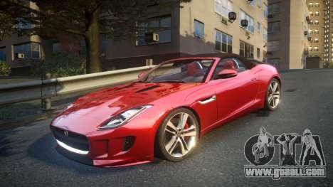 Jaguar F-Type v1.6 Release [EPM] for GTA 4