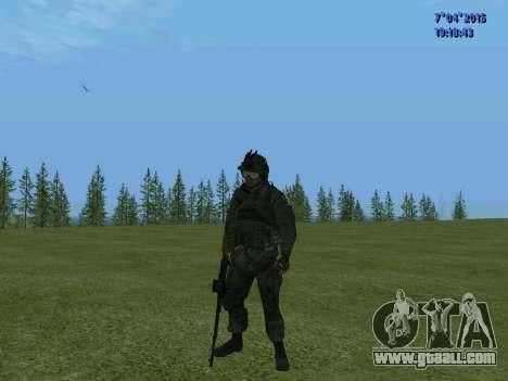 SWAT for GTA San Andreas seventh screenshot
