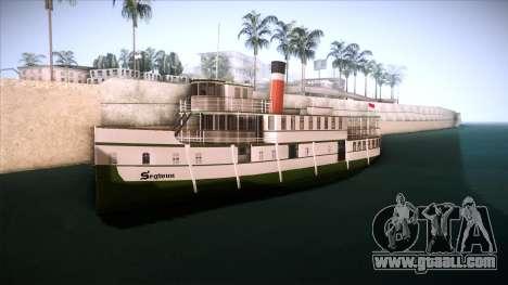 Indonesia Ferri for GTA San Andreas
