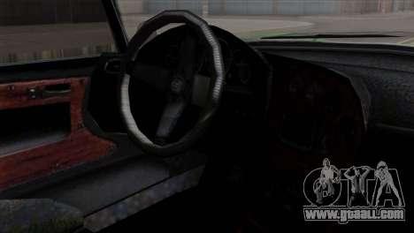 GTA 5 Grotti Stinger v2 SA Mobile for GTA San Andreas right view
