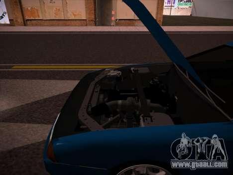 Elegy GunkinModding for GTA San Andreas back view