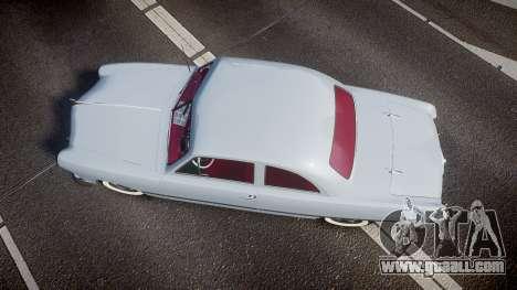 Ford Custom Club 1949 v2.2 for GTA 4 right view