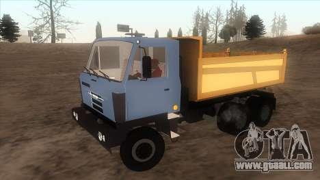 Tatra 815 for GTA San Andreas