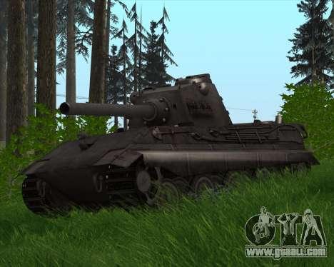 E-75 Tiger III for GTA San Andreas