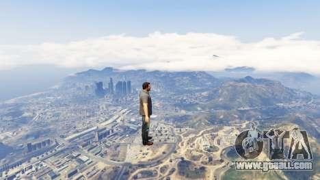 GTA 5 Noclip second screenshot