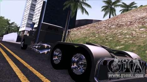 Mack RS700 Custom for GTA San Andreas right view