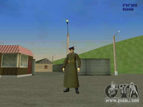 Felix Edmundovich Dzerzhinsky for GTA San Andreas fifth screenshot