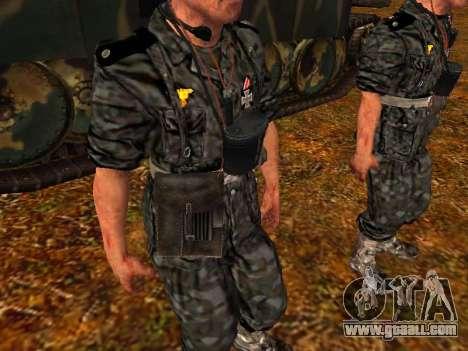 German tank commander for GTA San Andreas forth screenshot
