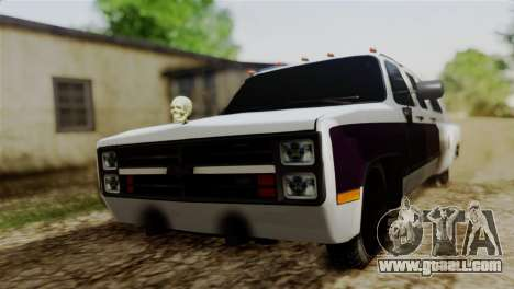 Chevrolet Suburban Dually for GTA San Andreas