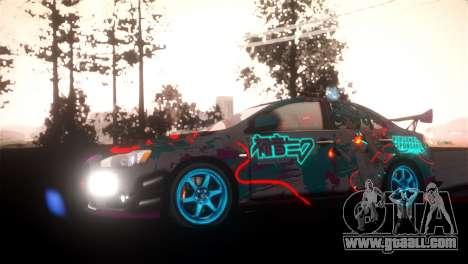 SPES ENB for GTA San Andreas second screenshot