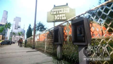 SPES ENB for GTA San Andreas third screenshot