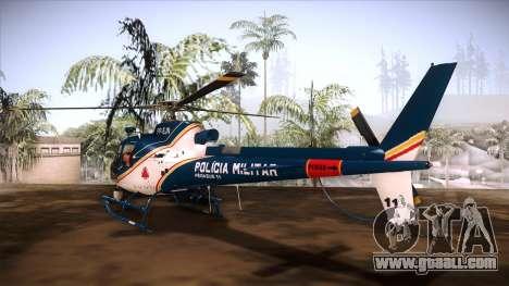 Pegasus 11 PMMG for GTA San Andreas left view