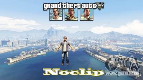 GTA 5 Noclip
