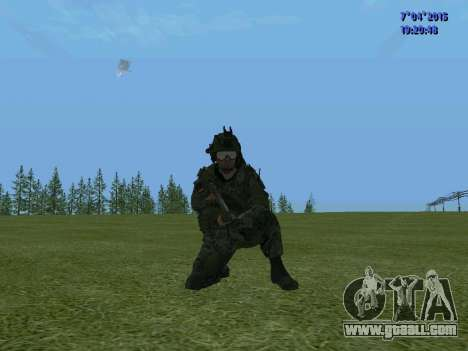 SWAT for GTA San Andreas twelth screenshot