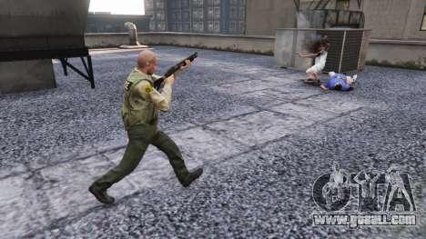 The police simulator v0.1a Demo for GTA 5