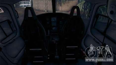 Pegasus 11 PMMG for GTA San Andreas right view