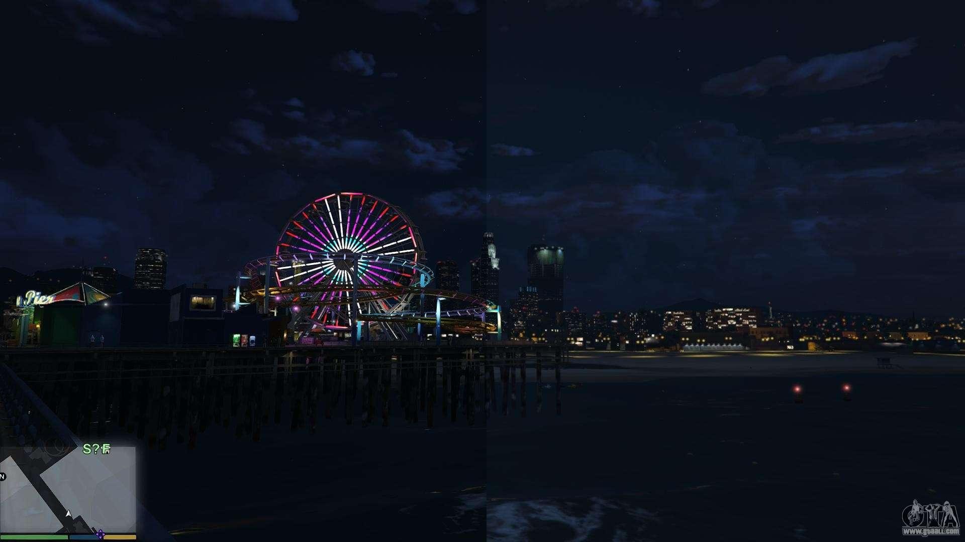 Top Five Gta San Andreas Pc Hd Graphics Mod - Circus