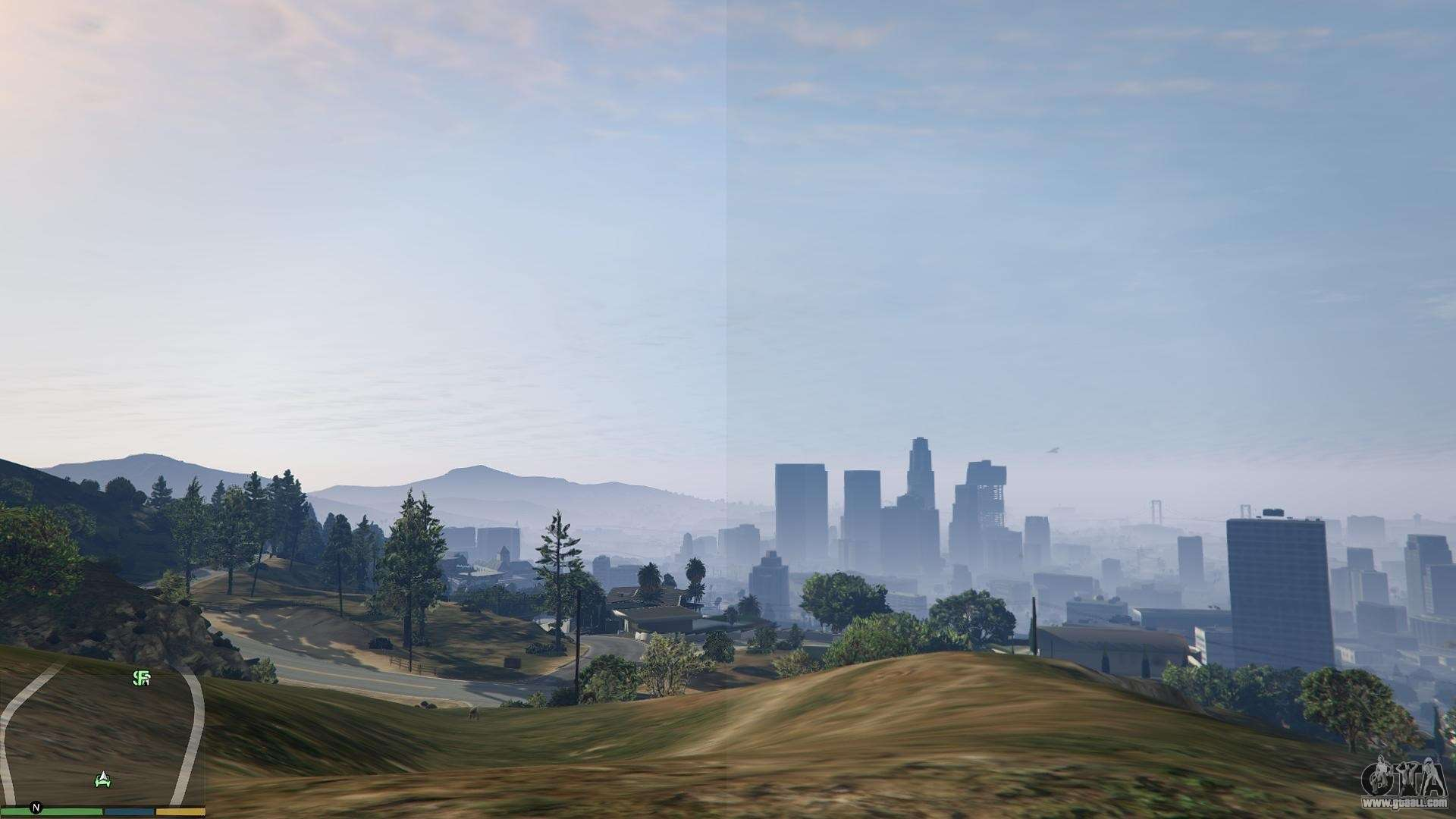 Clear HD v2 0 - ReShade Master Effect for GTA 5
