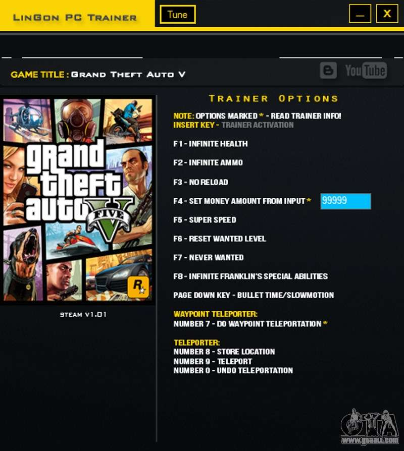 san andreas super cheats with 60397 Gta V Trainer on Gta Iv San Andreas Snow Edition en softonic as well Tag Gta 5 Ps3 Cheats further Screenshots also Cheats For Grand Theft Auto5 also Screenshots.