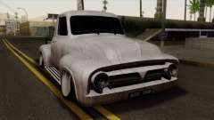 Ford F-100 1956 Stay Low