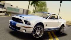 Ford Mustang Shelby GT500KR for GTA San Andreas