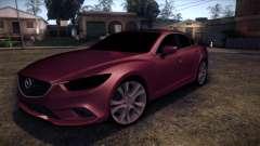 Mazda 6 2013 HD v0.8 beta