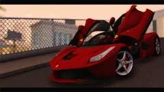 Ferrari LaFerrari 2014 for GTA San Andreas