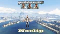 Noclip for GTA 5