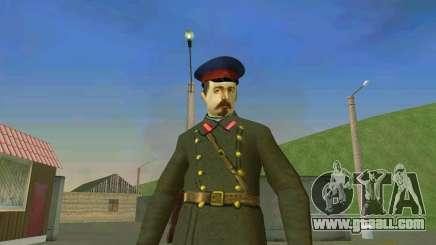 Felix Edmundovich Dzerzhinsky for GTA San Andreas