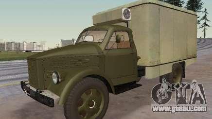 GAS 51 Vneshtorg for GTA San Andreas
