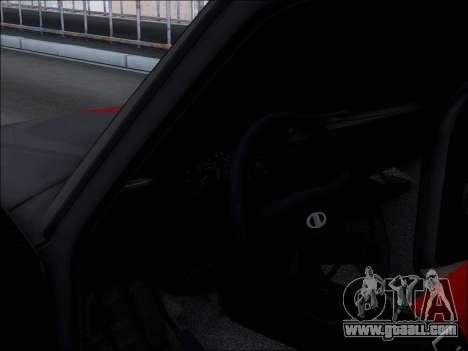 Lada Niva for GTA San Andreas bottom view