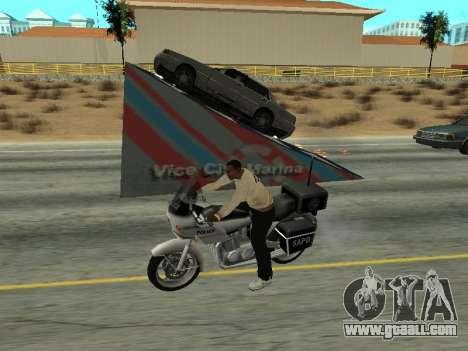 Jumps for GTA San Andreas second screenshot