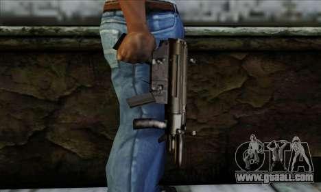 MP5K From LCS for GTA San Andreas third screenshot