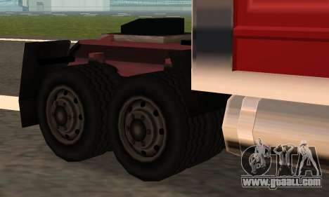 PS2 Linerunner for GTA San Andreas back view