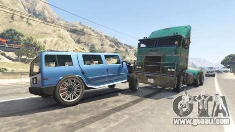 GTA 5 Heavy buses and trucks fifth screenshot