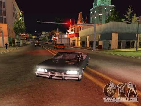 HQ ENB Series v2 for GTA San Andreas third screenshot
